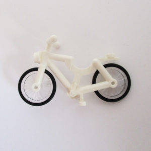 Bicycle - White