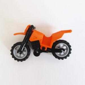 Dirt Bike - Orange