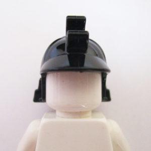 Ninja Samurai Helm - Black