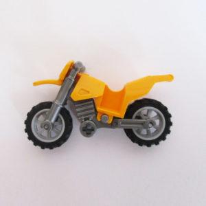 Dirt Bike - Bright Light Orange