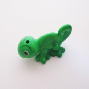 Chameleon - Green w/ Dark Green Tail