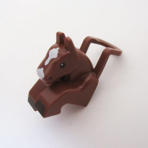 Horse Attachment - Brown