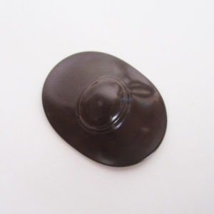 Very Wide Brim - Dark Brown