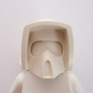 Starwars® Scout Trooper Helm - White