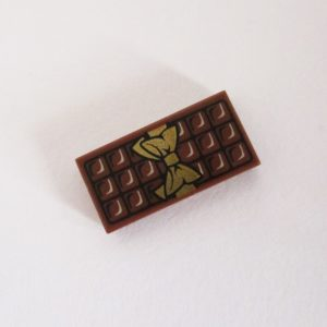 Chocolate Bar w/ Ribbon