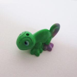 Chameleon - Green w/ Lavender Tail