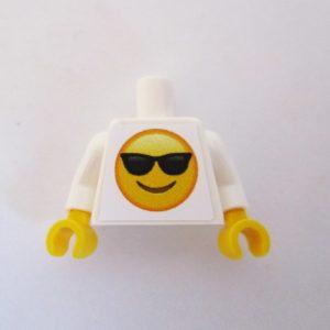 Cool Glasses Emoji