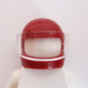 Standard Helm - Dark Red