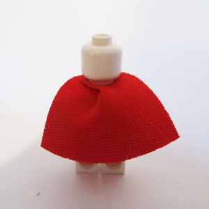 Red, Short Version - Stretchable Fabric