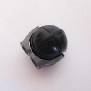 Aviator Cap w/ Goggles - Black