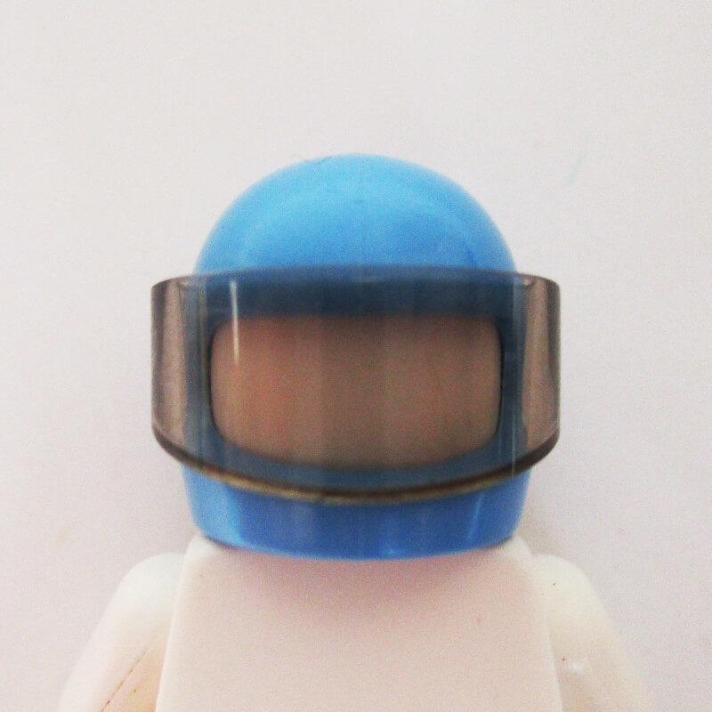 Standard Helm - Medium Blue