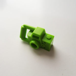 Camera - Lime Green