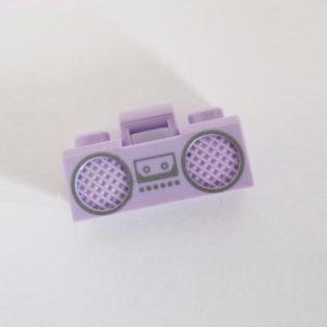 Boom Box - Lavender