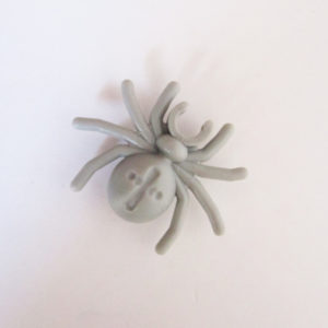 Spider - Light Grey