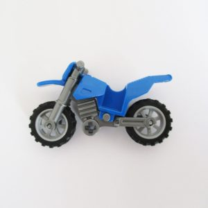 Dirt Bike - Blue