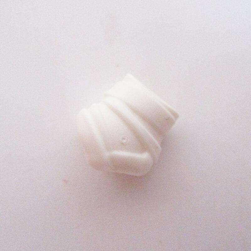 Arm Bandage - White