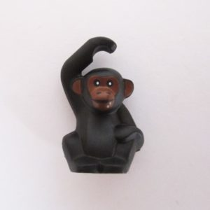 Chimpanzee - Black w/ Brown