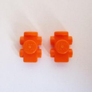 Roller Skates - Orange