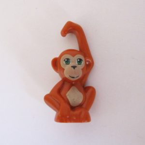 Monkey - Ginger w/ Light Brown