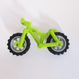 Mountain Bike - Lime Green