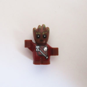 Baby Groot w/ Zipper - Guardians Of The Galaxy