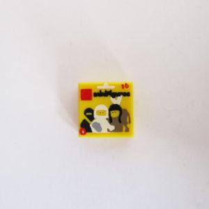 Yellow Tile - Mini Figure Packet