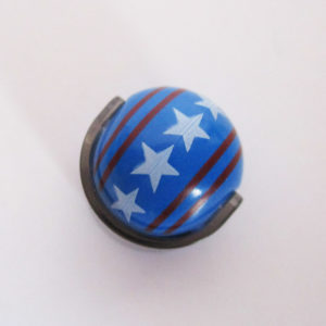 Standard Helm - Blue w/ Stripes & Stars