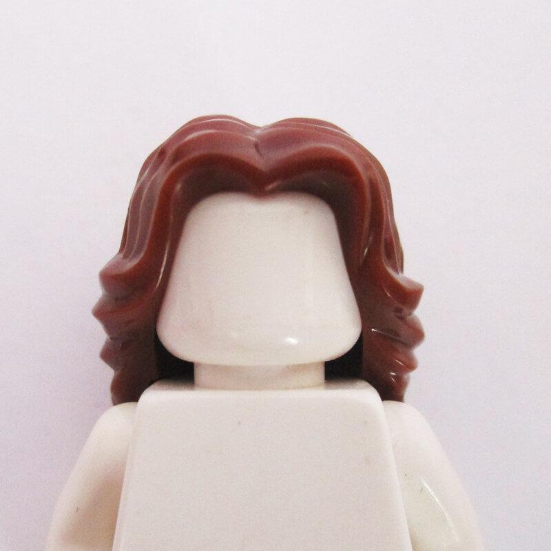 Long – Wavy w/ Center Parting