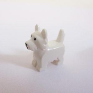 Terrier - White