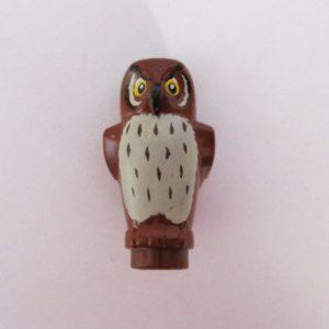 Owl - Brown w/ Tan