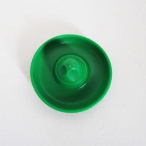 Sombrero - Green w/ Ornate Design