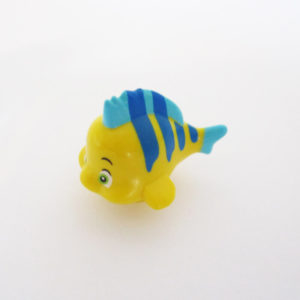 Fish - Yellow & Blue ( The Little Mermaid )