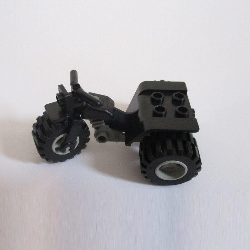 3 Wheeler - Black
