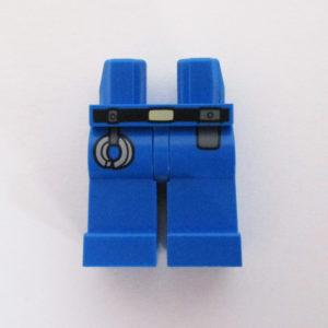 Blue w/ Belt & Handcuffs