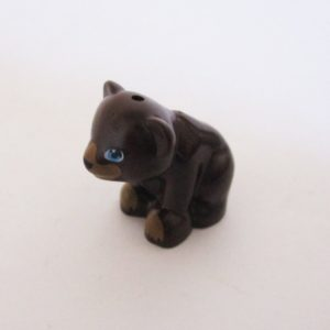 Bear - Dark Brown w/ Brown