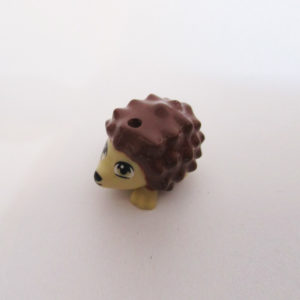 Hedgehog - Brown w/ Light Tan