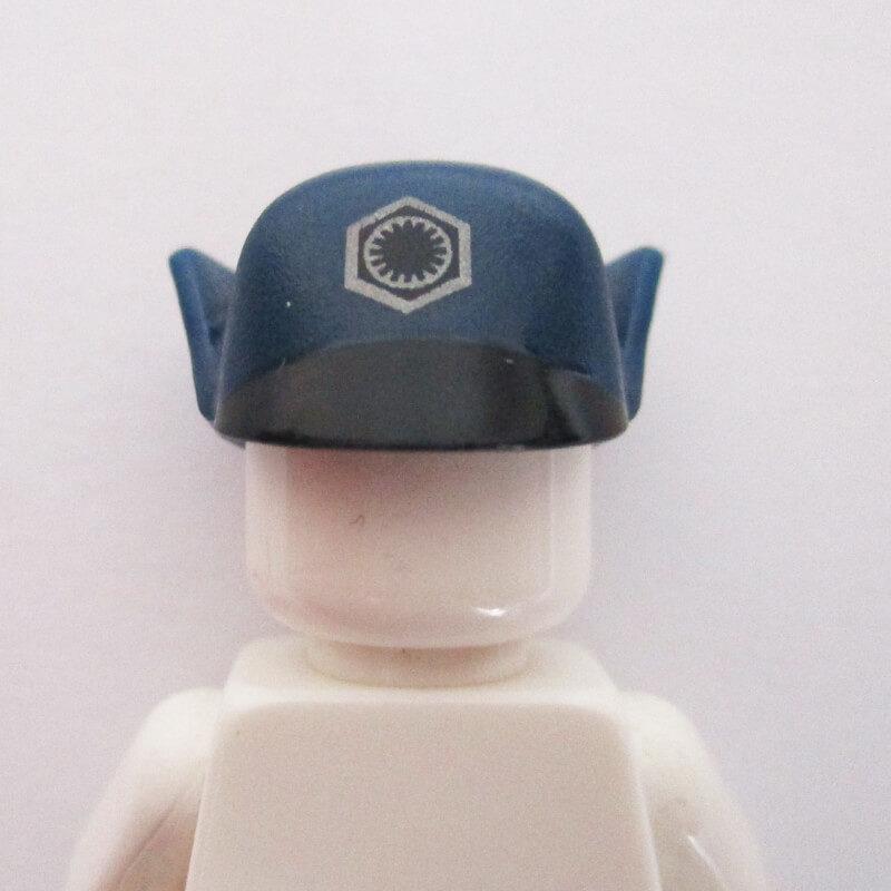 Starwars® First Order Officer Helm - Dark Blue
