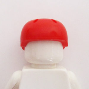 Sports Helm w/ Vents - Red