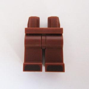 Brown w/ Dark Brown Bottoms