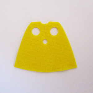 Yellow, Short Version - Stretchable Fabric