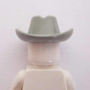 Cowboy Hat - Light Grey