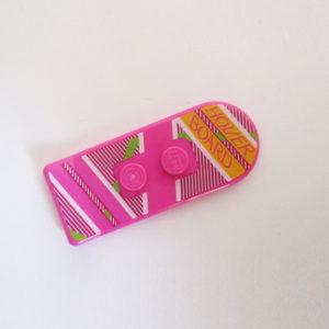 Hoverboard - Magenta w/ Designs
