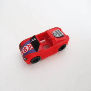 Race Car Body - Red