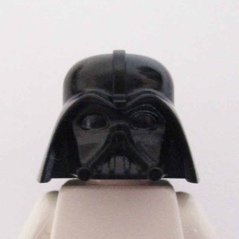 Darth Vader Mask, Type 1