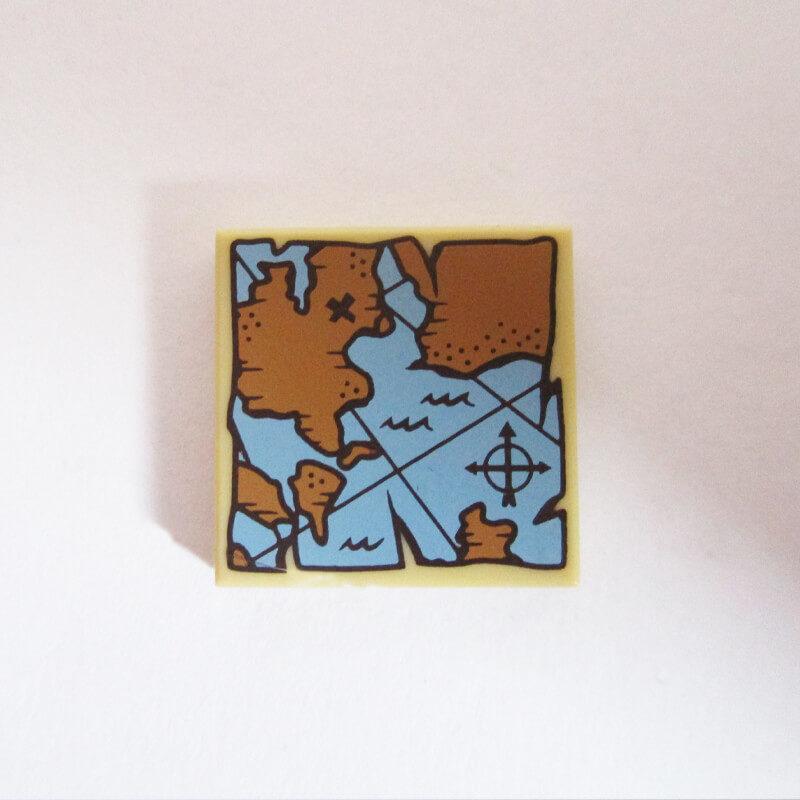 Map w/ Sea