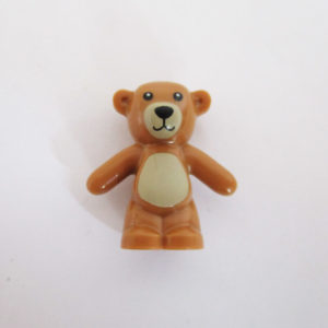 Teddy Bear - Light Brown & Tan Bear