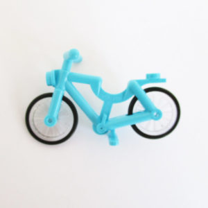 Bicycle - Azure Blue