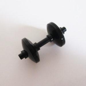 Dumbbell ( Type 2 ) - Black