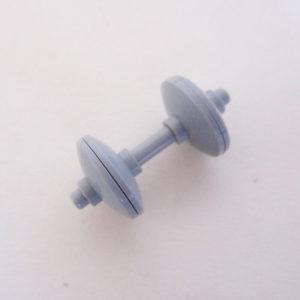 Dumbbell ( Type 2 ) - Light Grey