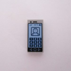 Cellphone - Light Grey